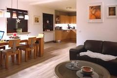 Wohn-Essbereich-Küche